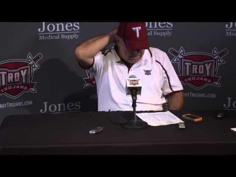 Troy Postgame Report vs. UAB - Coach Blakeney