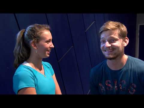 Team Belgium: How well do you know each other? | Mastercard Hopman Cup 2018