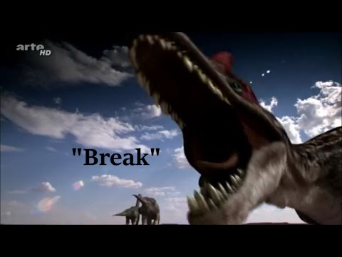 Allosaurus Tribute - Break