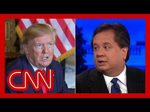 George Conway: Trump put 'personal interests' above duty