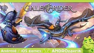 Galerider - Управляй драконами в фэнтези мире  [Android/iOS]