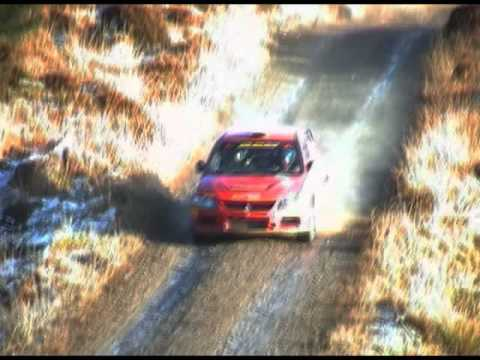 Grizedale Stages Rally 2008 part4