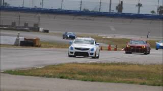 2016 Cadillac ATS-V Auto Club Speedway