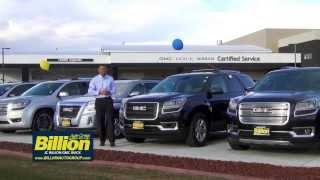 JC Billion GMC Buick Service Department