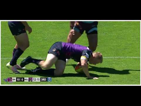 NRL Auckland Nines 2017 | Broncos v Storm | Game 6 | HD Match Highlights | Rugby League