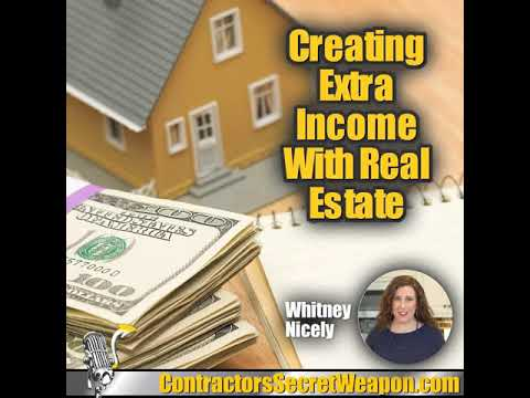 Creating Extra Income with Real Estate Investing with Whitney Nicely 223