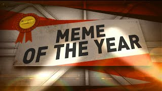 Meme of the Year - The Starters