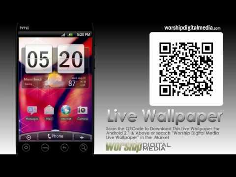 Christian Live Wallpapers For Android - Stained Glass