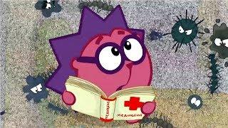 Азбука здоровья - Сборник о гигиене | Смешарики 2D. Обучающие мультфильмы