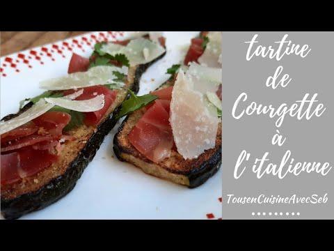 tartine-de-courgette-à-l'italienne-(tousencuisineavecseb)