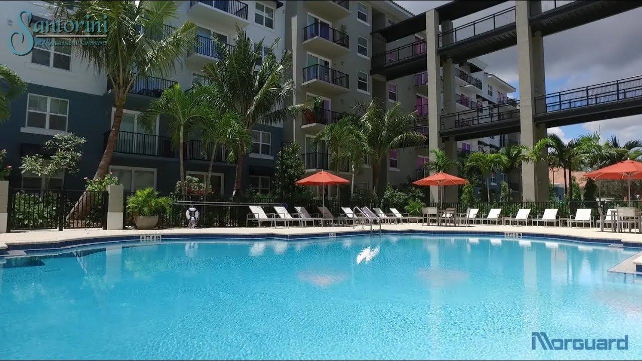 Santorini Luxury Apartments - YouTube