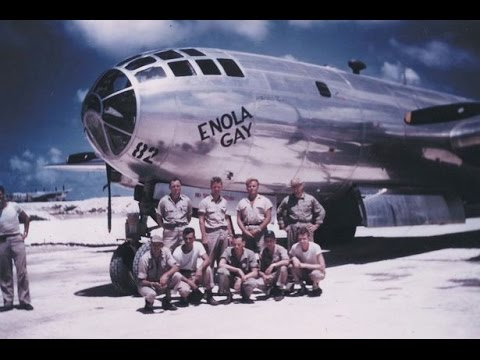 "Boeing B-29 Superfortress ""Enola Gay"" #82"