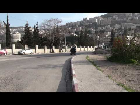 Hamdan solar electric vehicle Palestine 3/3