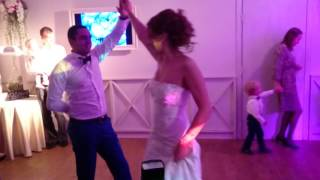 Танец свадебный.