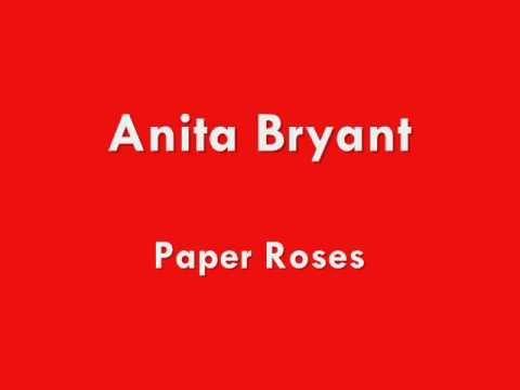 Anita Bryant - Paper Roses - 1960
