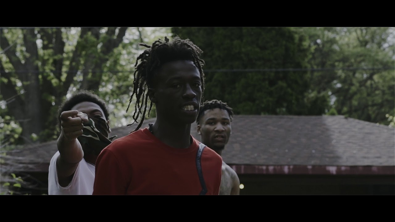 54 Baby Trey Ft. Almighy Nigel - Top Shottas (Official Video)