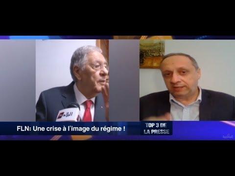 FLN: Une crise à l'image du régime !