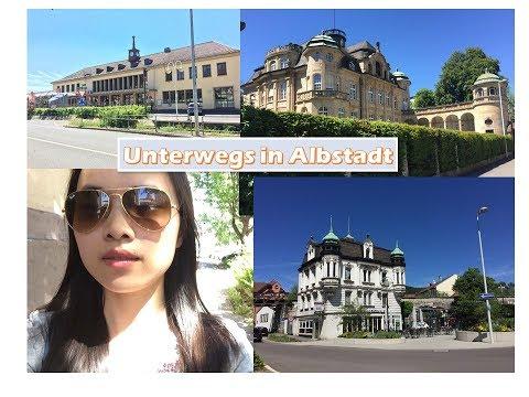 Vlog 10 💎 Unterwegs in Albstadt - Học từ vựng l Tam Nguyen