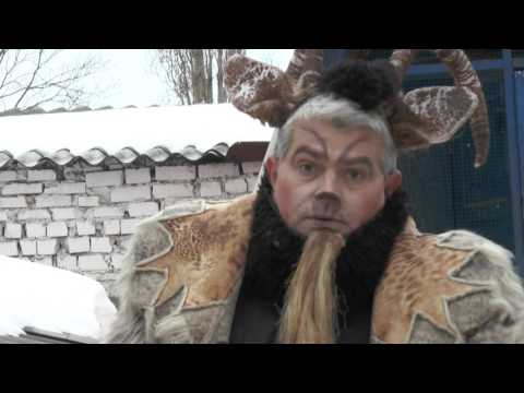 Новогоднее поздравление Одесского зоопарка 2015 New Year greeting Odessa zoo 2015