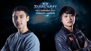 StarCraft 2 - Astrea vs. XiGua (PvZ) - WCS Premier League Season 1 2015 - Ro32 Group A