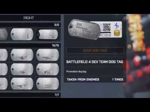 Bf4 Battlefield 4 4th Floor Dog Tag Is An Easter Egg Funnycattv