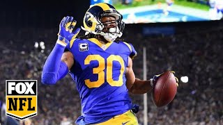 Todd Gurley on what it means to be a Falcon: 'I'm home...this is where it all started' | FOX NFL