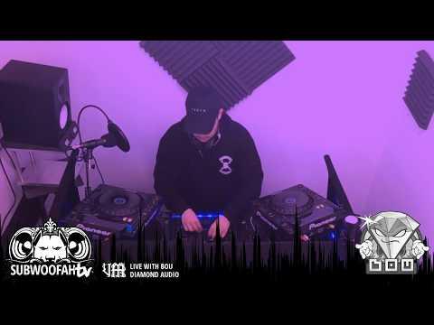 SubwoofahTV Live with Bou (Diamond Audio)