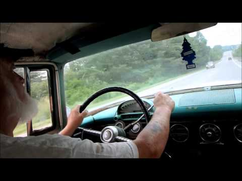 Column shift '55 Ford