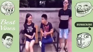 Chinese Funny Videos   Prank Chinese 2016 #5