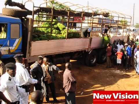 ACCIDENT IN KIREKA TOWN