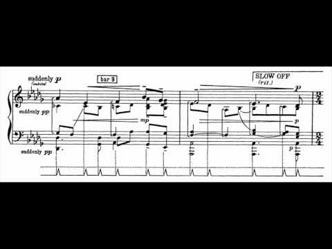 Percy Grainger - The Sussex Mummers' Christmas Carol (Piano)