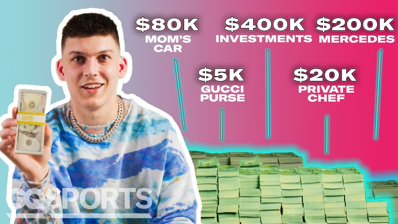 Tyler Herro Showing Why He's Not Your Typical Rookie