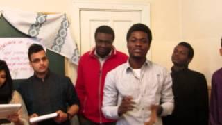 Студенти з Гани та Нігерії розповідають вірші українською