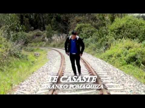 CARLOS AVILES TE CASASTE  Video Oficial © 2014