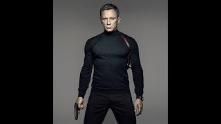 007 Daniel Craig - Writtings on the Wall