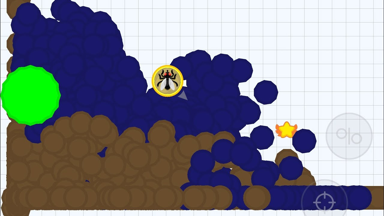 THE FIGHTER (AGAR.IO MOBILE)