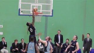 Varsity Basketball 2014: Oxford vs Cambridge