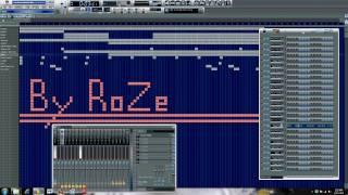eminem feat lil wayne no love instrumental official remake by roze free flp