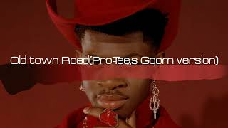 Download Old town Road(Pro-Tee,s Gqom version)
