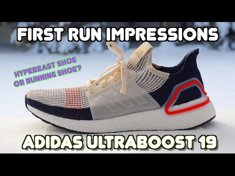 first-run-impressions:-adidas-ultraboost-19...hypebeast-shoe-or-functional-running-shoe??