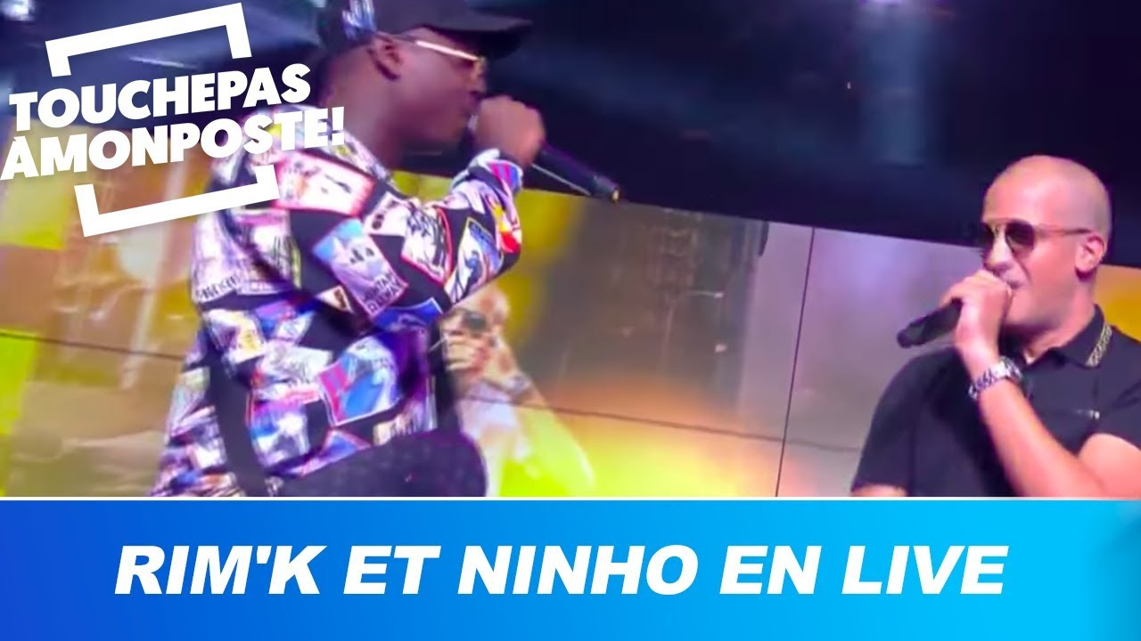 Rim'K et Ninho - Air Max (Live @TPMP) - YouTube