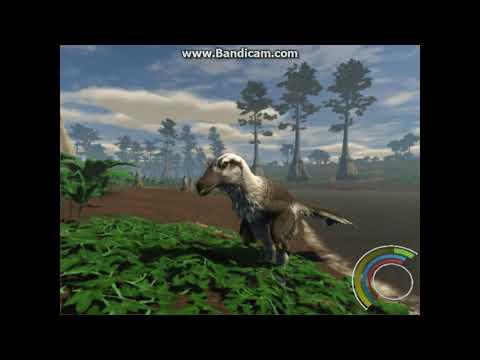 Plant matter Acheroraptor?????