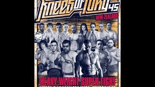 Knees Of Fury 45: Johnny Rickard Vs. Milo King