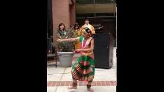 Indian Dancer Performs at AACC