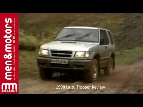 1998 Isuzu Trooper Review