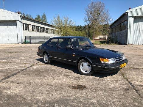 Evergreen Saab 900S LPT Pertyn Ględzi