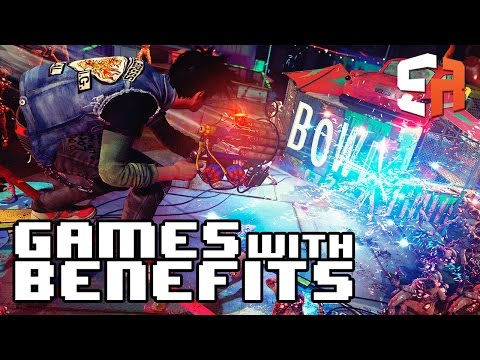 Games With Benefits - Sunset Overdrive |
