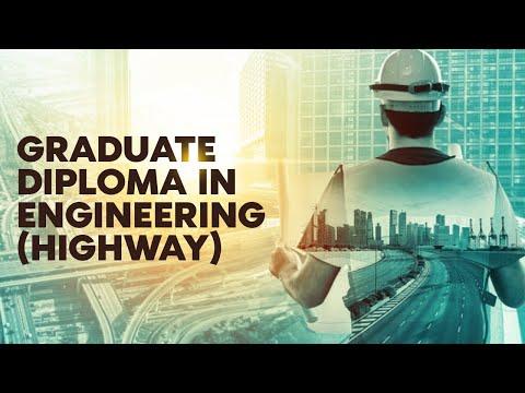 Graduate Diploma in Engineering (Highway)