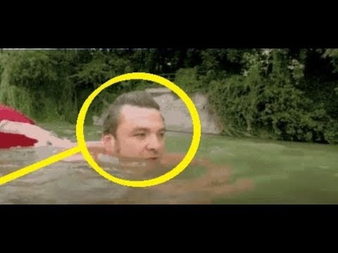 Swimming to work ?! is it possible - Yeah for sure !! watch this