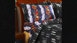 Hawaiian Comforter by Dean Miller Hawaiian Bedding